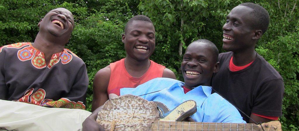 Malawi Mouse Boys - Artist Image