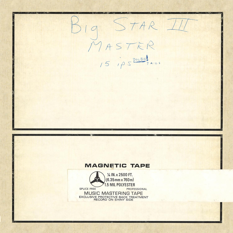 Big Star - Third [Test Pressing Edition]