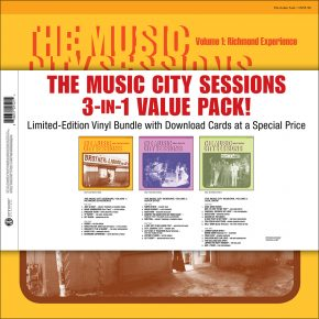Music City Sessions - 3in1 Value Pack OV-138