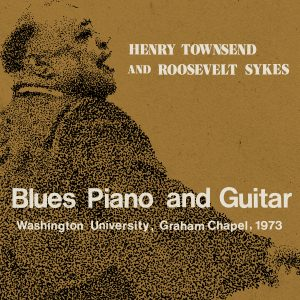 Henry Townsend and Roosevelt Sykes - Blues Piano And Guitar