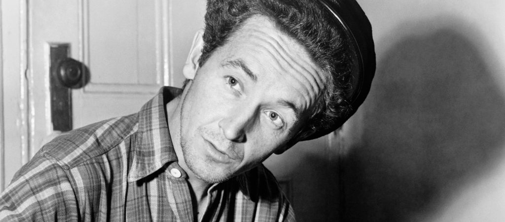 Woody Guthrie - Artist Image