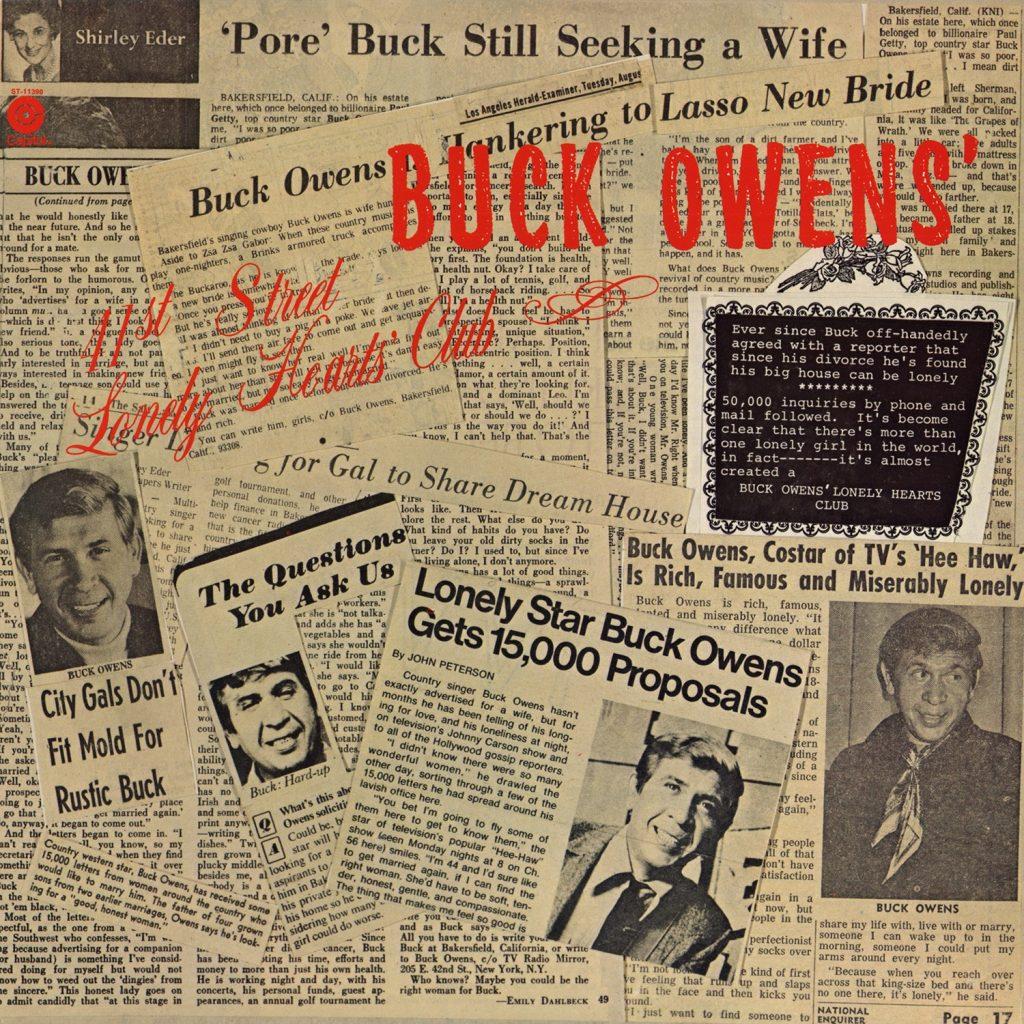 Buck Owens - 41st Street Lonely Heart's Club