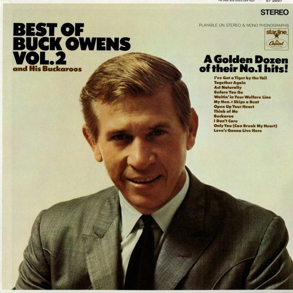 Buck Owens - Best Of Buck Owens Vol. 2
