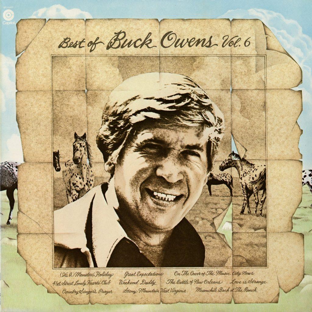 Buck Owens - Best Of Buck Owens Vol. 6