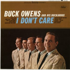 Buck Owens - I Don't Care