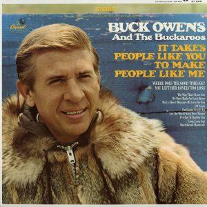 Buck Owens - It Takes People Like You To Make People Like Me