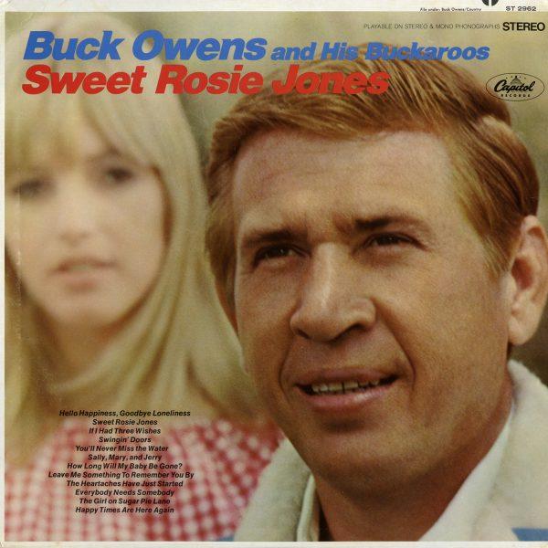 Buck Owens - Sweet Rosie Jones