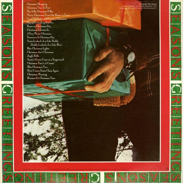 Buck Owens Vintage - Merry Hee Haw Christmas