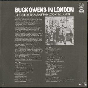 Buck Owens Vintage - In London