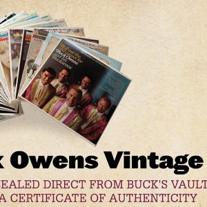 Buck Owens Vintage Vinyl News