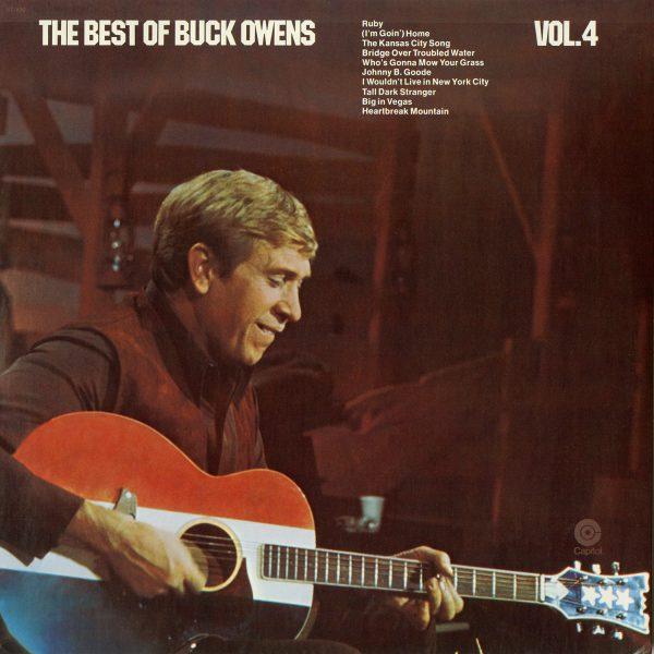 Buck Owens - Best Of Vol 4 Vintage Vinyl
