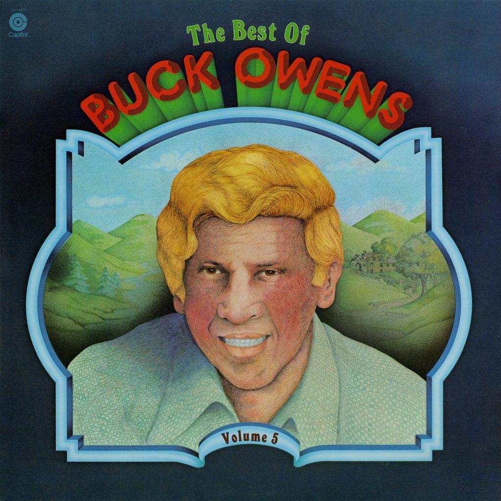 Buck Owens - Best Of Vol 5 Vintage Vinyl