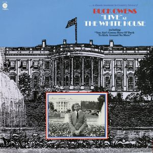 Buck Owens – Live At The White House Vintage Vinyl