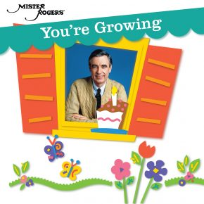 Mister Rogers - You're Growing OV-351