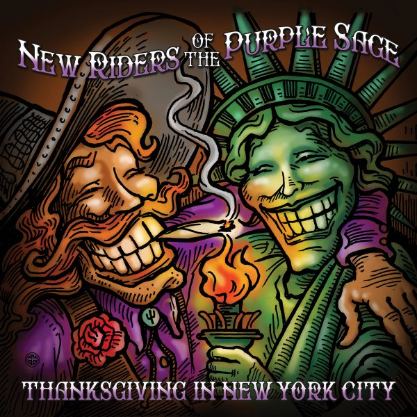 New Riders Of The Purple Sage - Thanksgiving In New York City