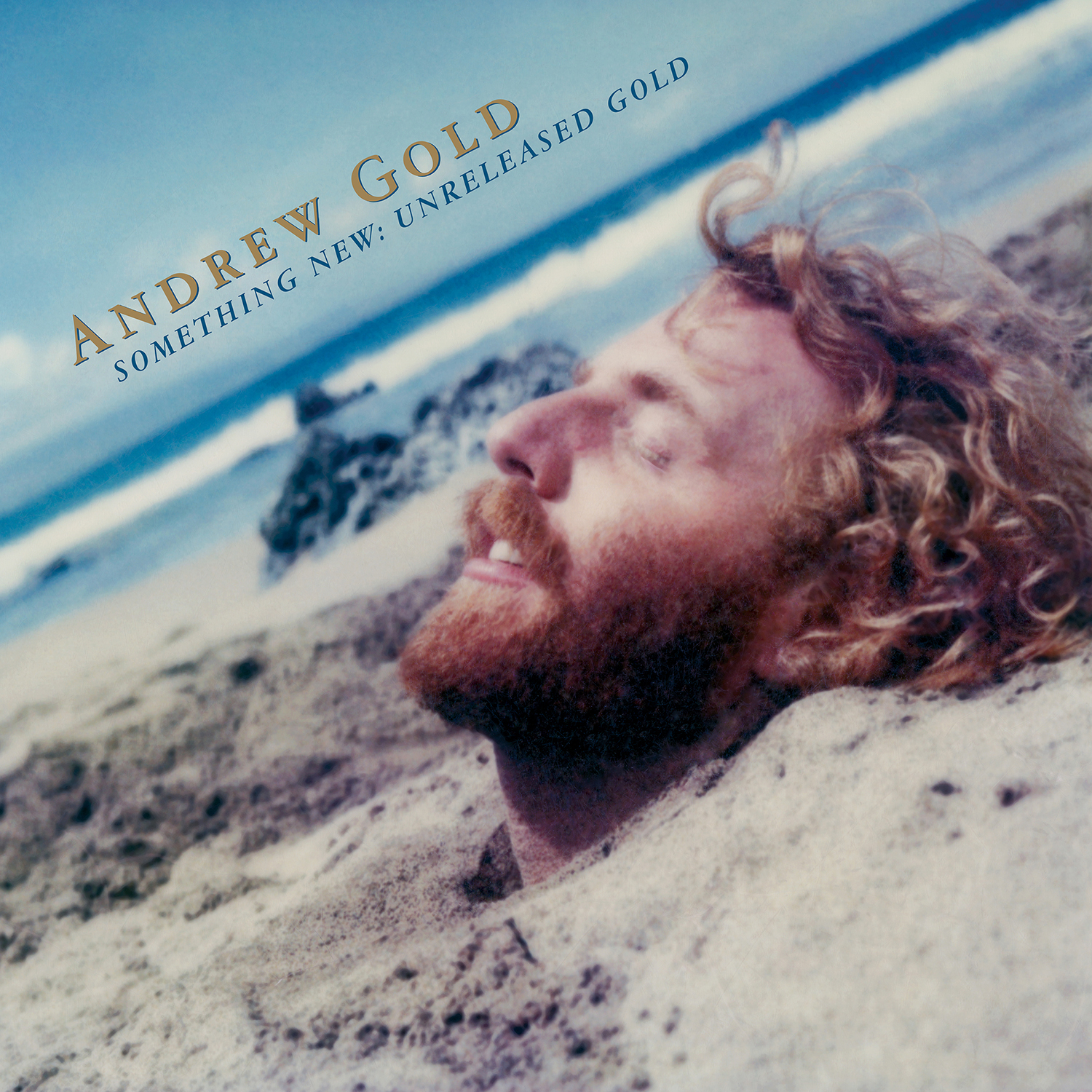 Andrew Gold — Something New: Unreleased Gold – Omnivore Recordings