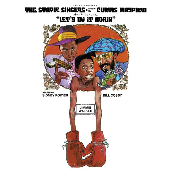 The Staple Singers - Lets Do It Again