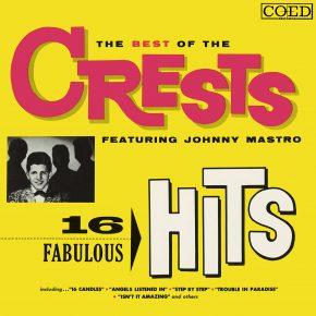 Crests - 16 Febulus Hits OV-389