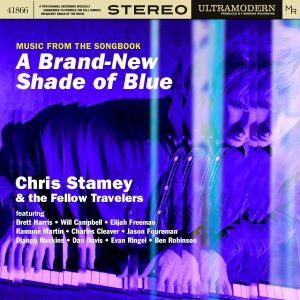 Chris Stamey - A Brand-New Shade Of Blue