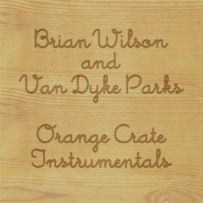 Wilson - Parks - Orange Crate Instrumentals OV-395