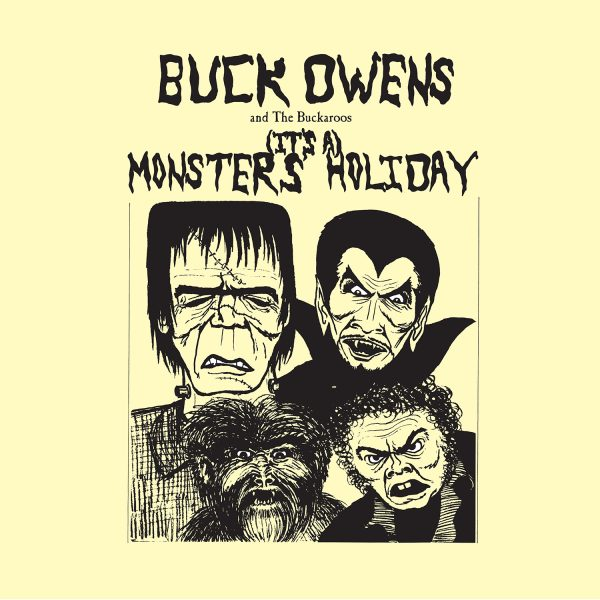 Buck Owens - It's A Monsters' Holiday