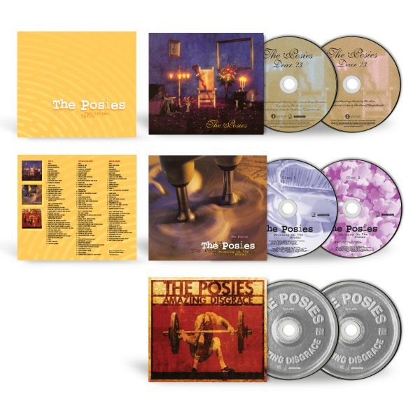 Posies - Geffen Years CD