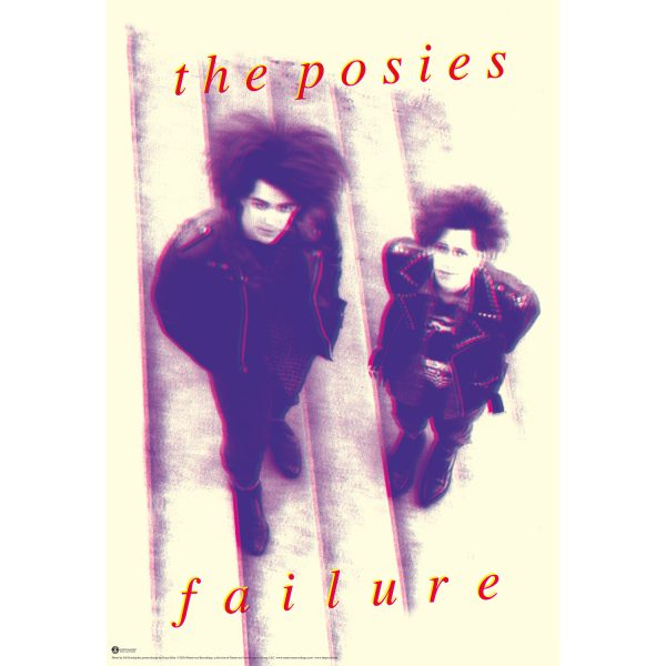 Posies Failure Poster