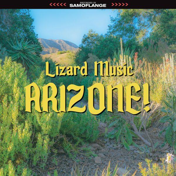 Lizard Music - Arizone
